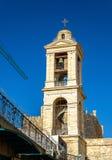 Kyrkan av Kristi födelsen i Betlehem, Palestina arkivbild