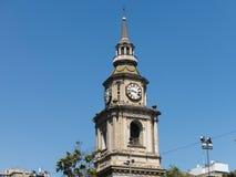 Kyrkan av San Francisco, den katolska templet och den gamla kloster, in royaltyfri foto