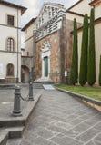 Kyrkan av San Jacopo Maggiore Royaltyfria Bilder