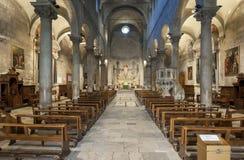 Kyrkan av San Michele Arkivbilder
