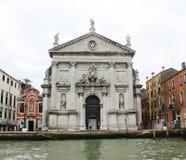 Kyrkan av San STAE Royaltyfri Bild