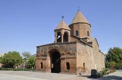 Kyrkan av Shoghakat Arkivfoton
