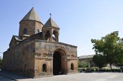 Kyrkan av Shoghakat Royaltyfria Foton