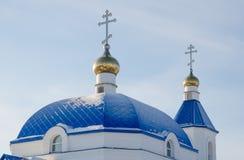 Kyrkan av St Andrew Arkivfoto