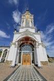 Kyrkan av St. Nicholas Of Myra Royaltyfri Bild