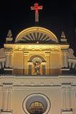 Kyrkan av vår dam Of The Rosary Royaltyfria Bilder