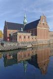 kyrkan holmen Royaltyfria Bilder