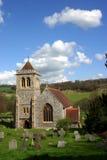 kyrkan hughenden Royaltyfri Bild