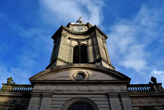 Kyrkan i den Birmingham mitten Arkivfoton