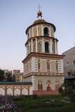 Kyrkan i Irkutsk, ryssfederation arkivfoton