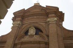 Kyrkan specificerar Royaltyfri Foto