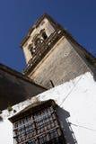 Kyrkan står hög Fotografering för Bildbyråer