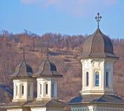 Kyrkan taklägger Royaltyfria Bilder