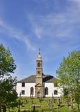 Kyrklig arkitektur för skotte Arkivfoton