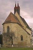 kyrklig cluj för calvaria napoca romania Royaltyfria Bilder