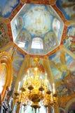 kyrklig cupolaströmförsörjning Royaltyfri Fotografi
