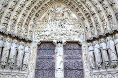 kyrklig dame de notre paris enkla modeller för illustrationer för garneringdesignelement france paris Arkivbild