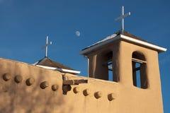 kyrklig de francisco för asis beskickning san Arkivfoton