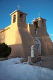 kyrklig de francisco för asis beskickning san Royaltyfria Foton