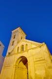 kyrklig el-jadida morocco för antagande arkivfoton