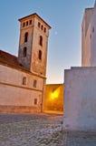 kyrklig el-jadida morocco för antagande royaltyfri foto