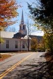 kyrklig fallgrafton arkivfoto