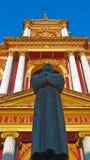 kyrklig franciscan arkivfoto