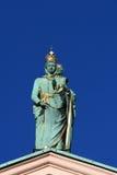 kyrklig franciscan Royaltyfri Fotografi