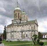 kyrklig gammal romanian Arkivbild