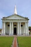 kyrklig george st för 1818 Arkivfoton