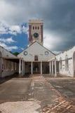 kyrklig georges för anglican st Arkivbilder
