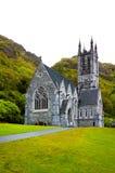 kyrklig gotisk kylemore för abbey Royaltyfri Fotografi