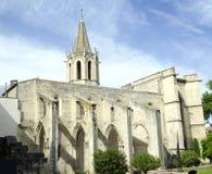 kyrklig gotisk stil Royaltyfri Fotografi