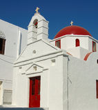kyrklig grek Royaltyfri Bild