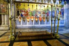 kyrklig helig sepulcher Arkivbild