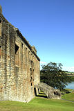 kyrklig historisk slott Royaltyfri Fotografi
