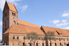 kyrklig klosterpeterssct Arkivbilder