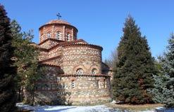 kyrklig klostervodoca Royaltyfri Foto