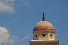 kyrklig kupol royaltyfria bilder