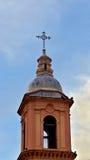 Kyrklig kupol Arkivbild