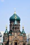 kyrklig kupol royaltyfri bild