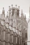 Kyrklig kupol för domkyrka, Ely; Cambridgeshire; England; UK Arkivbild