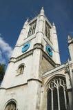kyrklig london margaret s st Arkivbild