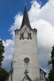 kyrklig lutheran Arkivfoto