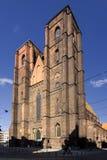 kyrklig magdalene mary st-wroclaw Arkivfoto