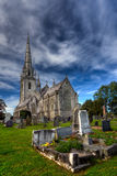 kyrklig marmor Arkivbilder