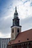 kyrklig mary s st Fotografering för Bildbyråer
