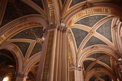 kyrklig mexikan för tak Royaltyfri Foto