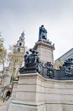 kyrklig mild danesengland london saint Royaltyfri Bild