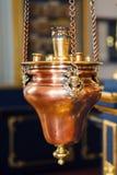 Kyrklig olja royaltyfri bild